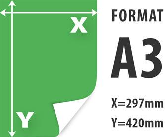 drukowanie ksero A3 - szybka realizacja
